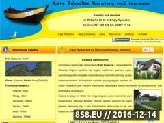 Miniaturka domeny www.nad-morze.eu