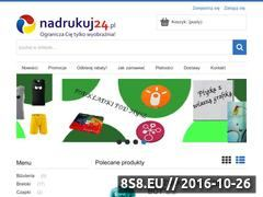 Miniaturka domeny nadrukuj24.pl