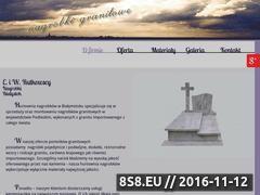Miniaturka domeny www.nagrobkibialystok.pl