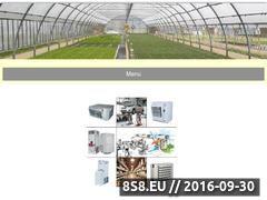 Miniaturka Urządzenia powietrzne nadmuchowe i LED-y do hal (nagrzewnice.wroclaw.pl)