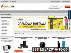 Miniaturka nais.net.pl (Sklep detektywistyczny)