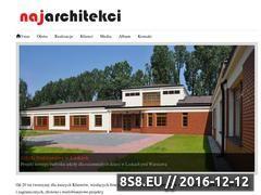 Miniaturka domeny www.naj-architekci.pl