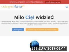 Miniaturka domeny najlepszamyjnia.pl