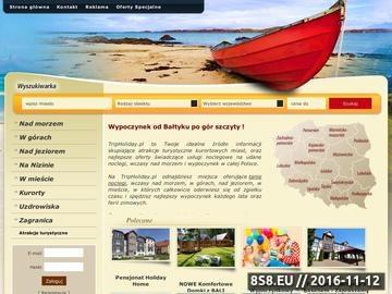 Zrzut strony Najlepszy-Wypoczynek.pl / Tylko w naszej bazie noclegowej