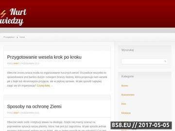 Zrzut strony Najzwyczajniej.pl