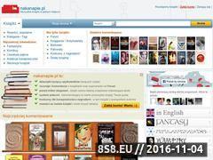 Miniaturka nakanapie.pl (Nakanapie.pl - społeczność miłośników książki)