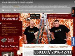 Miniaturka domeny naklejaniefototapet.pl