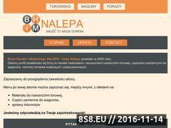Miniaturka domeny www.nalepa.com.pl