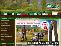 Miniaturka domeny www.nalowy.pl