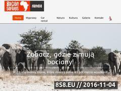 Miniaturka domeny www.namibia.com.pl