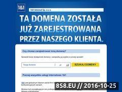 Miniaturka domeny namioty-imprezowe.pl