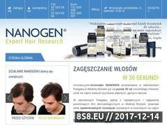 Miniaturka domeny nanogen.pl