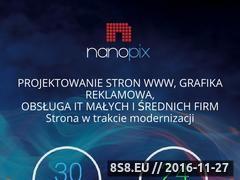 Miniaturka domeny nanopix.pl