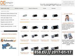 Miniaturka domeny www.napedy.net.pl