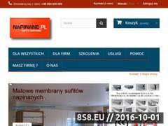 Miniaturka domeny napinany.pl