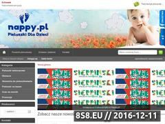 Miniaturka domeny nappy.pl