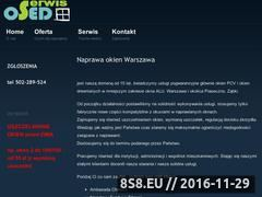 Miniaturka domeny www.napraw-okno.pl