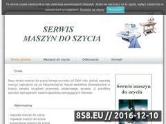Miniaturka domeny www.naprawa-maszyn-do-szycia.pl