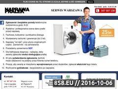 Miniaturka domeny naprawa-pralek.waw.pl