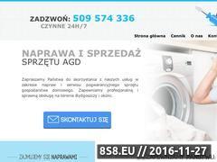 Miniaturka domeny www.naprawabydgoszcz.pl