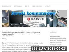 Miniaturka domeny naprawakomputera.com