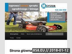Miniaturka domeny naprawakosiarek.com.pl
