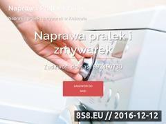 Miniaturka domeny www.naprawapralekkrakow.com