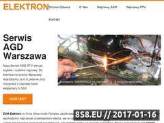 Miniaturka domeny naprawy-elektron.pl