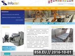Miniaturka domeny narzedzia.infoster.pl