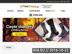 Miniaturka domeny nastopy.pl