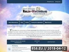Miniaturka nasze-marzenia.eu (Dyskusyjne forum wielotematyczne)