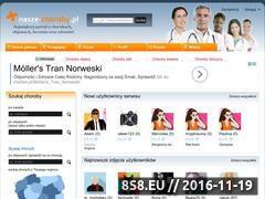 Miniaturka domeny www.naszechoroby.pl