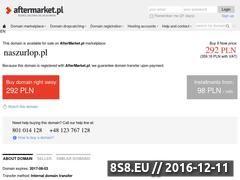 Miniaturka domeny naszurlop.pl