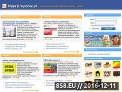 Miniaturka domeny www.naszursynow.pl