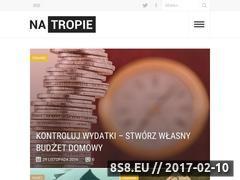 Miniaturka domeny natropie.pl