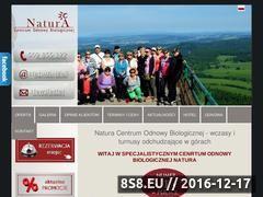 Miniaturka domeny www.natura-centrum.pl