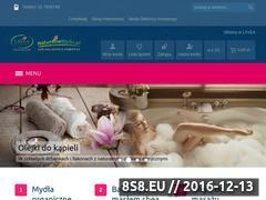 Miniaturka domeny www.naturalnemydla.pl