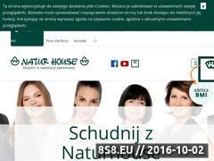 Miniaturka domeny www.naturhouse-polska.pl