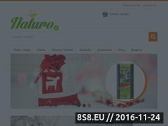 Miniaturka domeny www.naturo.pl