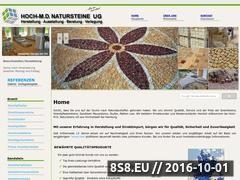 Miniaturka domeny natursteine-direktimporteur.de