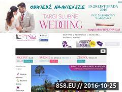 Miniaturka natwojslub.com (Prestiżowy katalog firm weselnych)