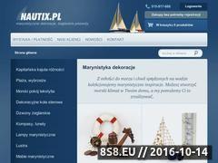 Miniaturka domeny nautix.pl