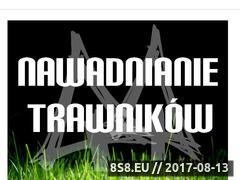 Miniaturka nawadnianietrawnikow.pl (Zakładanie systemu nawadniania ogrodów)