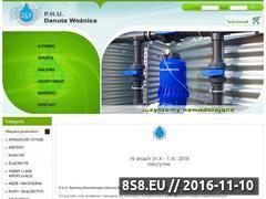 Miniaturka domeny www.nawadnianiewoznica.pl