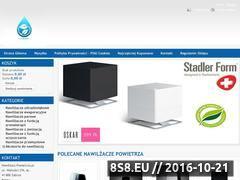 Miniaturka nawilzacz-powietrza.pl (Nawilżacz powietrza)