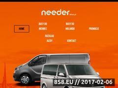 Miniaturka Przewóz osób do Holandii i Niemiec (nbus.pl)