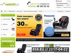 Miniaturka domeny www.nedo24.pl