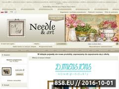 Miniaturka domeny www.needleart.pl