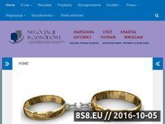 Miniaturka domeny negocjacjerozwodowe.pl