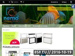 Miniaturka nemo-sklep.pl (Sklep akwarystyczny online)